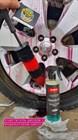 Умный состав для идеальной очистки колесных дисков, тормозных колодок и кузова.