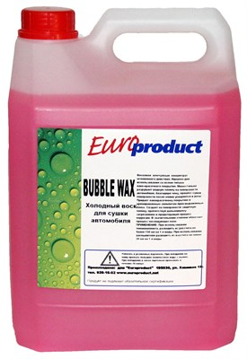 """Bubble Wax"" Воск с запахом ""пинаколада"" 5л. - фото 4544"