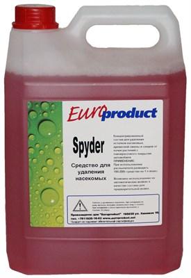 """""""Spyder"""" Удалитель насекомых 1:5 (5л) - фото 4576"""