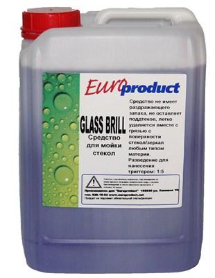 """Glass Brill"" Очиститель стёкол 5л. - фото 4595"