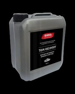 """""""Shima Detailer Trim Recovery"""" Бальзам-реставратор внешнего пластика 5л. - фото 4876"""