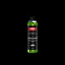 """""""Shima Detailer Green Cleaner"""" Очиститель битумных пятен и смолы 0.5л. - фото 4877"""