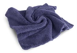 PROFI-MICROFASERTUCH Микрофибра салфетка бесшовная 40*40 см, пурпурная, 430гр/м2 арт. Au-242 - фото 5074