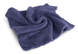 PROFI-MICROFASERTUCH Микрофибра салфетка бесшовная 40*40 см, пурпурная, 430гр/м2 - фото 5074