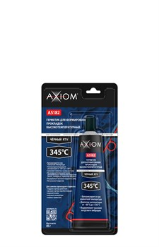 """""""AXIOM"""" Герметик для формирования прокладок высокотемпературный (тюбик) 85гр. - фото 5087"""