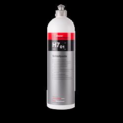 H7.01 Schleifpaste шлифовальная паста без силикона 1 л. 1,4кг. арт. 180001 - фото 5295
