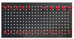 MD13 Настенная панель для инструментов, 900*450см - фото 5571
