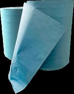 Бумага протирочная двухслойная синяя NEW 33*35 см 1000шт - фото 6036