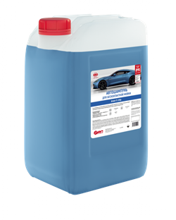 АГЕНТ Е CHIP Концентрированный автошампунь для мытья транспорта 1:5/7, 1:50/70 (20кг) - фото 6754
