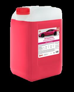 АГЕНТ Е BUBBLE GUM Автошампунь для автомойки  Розовый 1:5/7, 1:50/70 (21 кг) - фото 6755