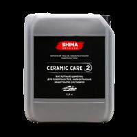 """""""Shima Detailer Ceramic Care"""" Кислотный шампунь 5л."""