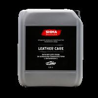 """Shima Detailer Leather Care"" Бальзам для ухода за кожей 5л."