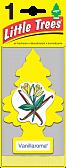 "LITTLE TREES Ароматизатор Ёлочка ""Аромат ванили"" (Vanillaroma)"