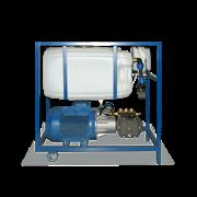 HydroWorker-M Мойка высокого давления+БАК