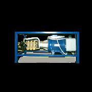 HydroWorker Блок насос-мотор 15/200 By-pass (с пускателем в корпусной раме)