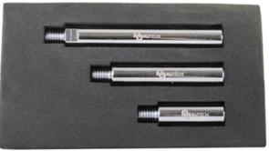 Насадки-удлинители для полировальных машинок марки AUTECH набор из 3-х шт. Au-3800