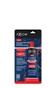 """""""AXIOM"""" Герметик для формирования прокладок высокотемпературный красный (тюбик)  85гр."""