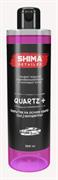 """SHIMA DETAILER """"QUARTZ+"""" Покрытие на основе кварца (SiO2) концентрат 0,5л."""