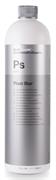 PLAST STAR KUNSTSTOFFTIEFENPFLEGE 1л. Средство по уходу за резиной, шинами и пластиком 108001