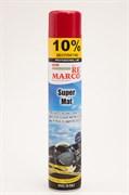 """Полироль """"RE MARCO""""  super mat"""" для приборной панели автомобиля, матовый (750 мл.)  ВИШНЯ RM-812"""