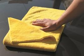 Полотенце полировальное из микрофибры, 700 г/см2 30 х 90 см (Арт.: 12.7777)