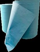 Бумага протирочная двухслойная синяя NEW 33*35 см 1000шт