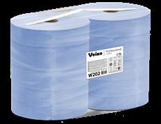 """Veiro Professional"" Протирочная бумага в рулонах W 202 38х36., 2-сл., 1000л/рулон"