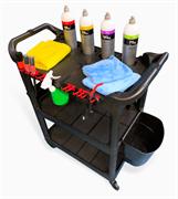 MD02 Tool Cart - инструментальная тележка детейлера