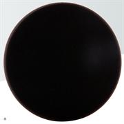 Мягкий полировальный диск черный (гладкий) 150x25мм