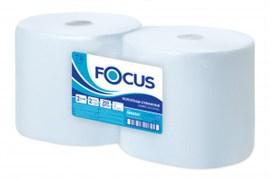 Полотенце бумажное индустриальное FOCUS 33x35 2сл