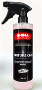 """SHIMA DETAILER """"PARFUME CARE"""" AMOUR  Парфюмированный матовый полироль для пластика салона автомобиля 0.5л"""